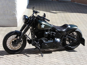 Softail Slim
